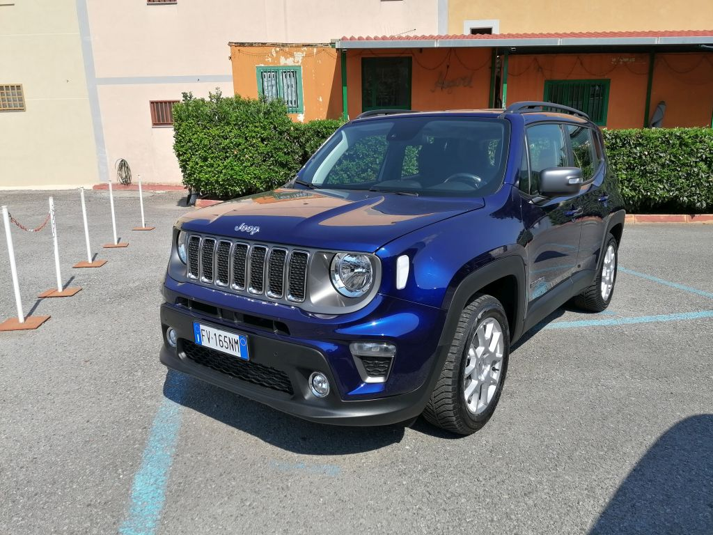 JEEP Renegade 1.6 m-jet s&s