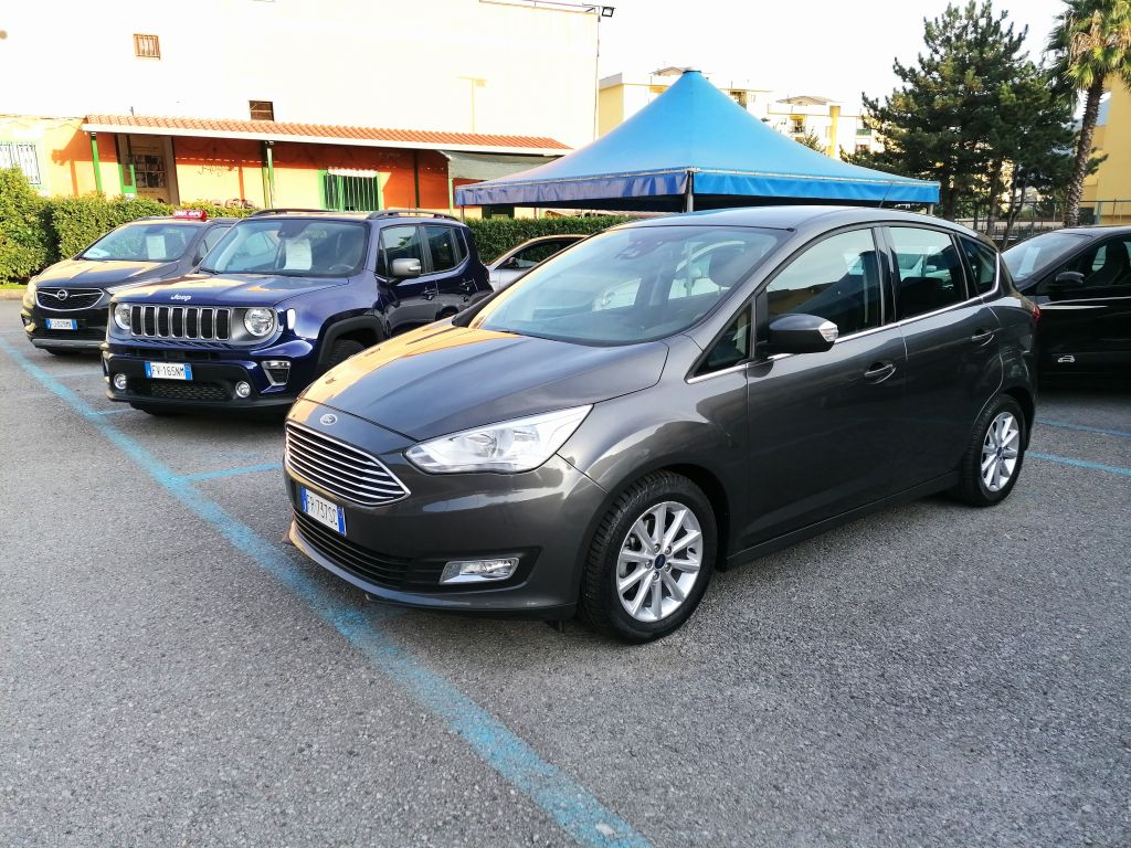 FORD C-max 1.5 tdci s&s