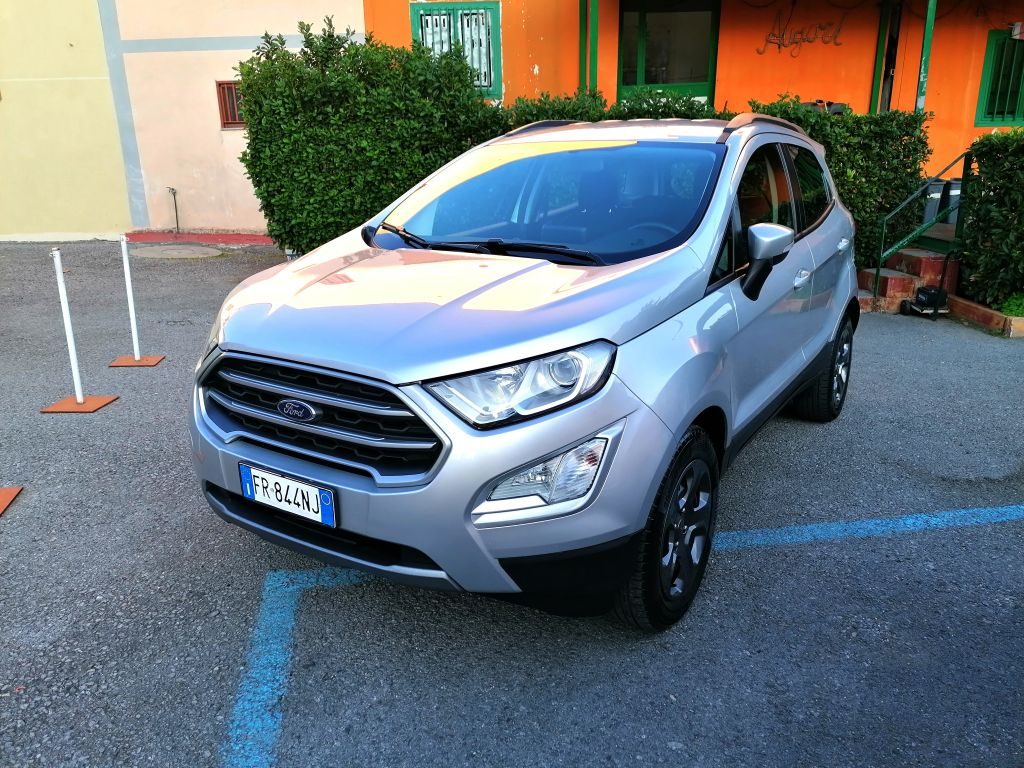FORD Eco sport 1.5 tdci s&s
