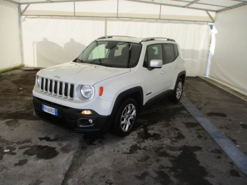 JEEP Renegade 1.6 mjet ddct 120cv limited