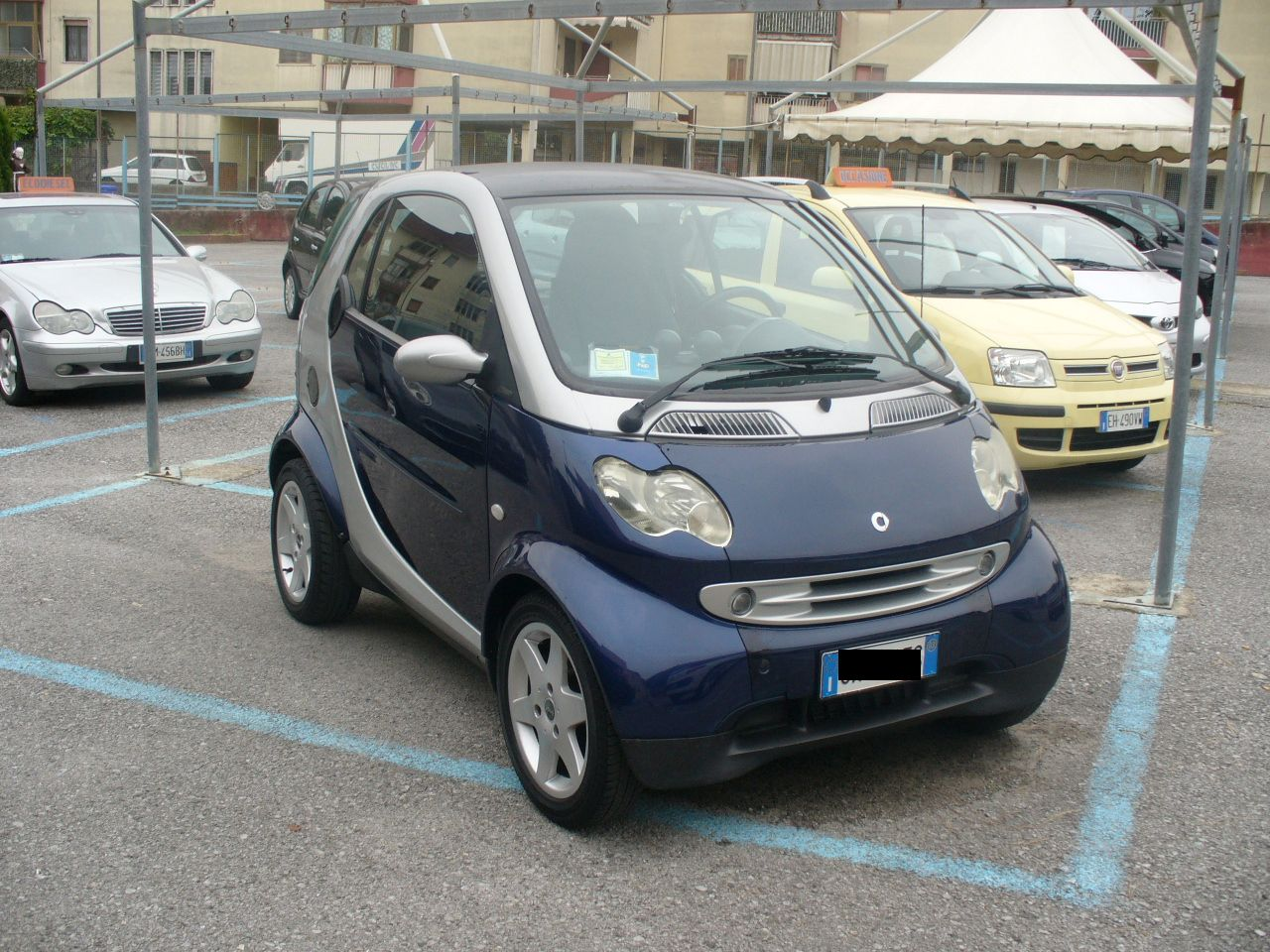 "Auto Capaldo: SMART ForTwo 700 ""Passion"""