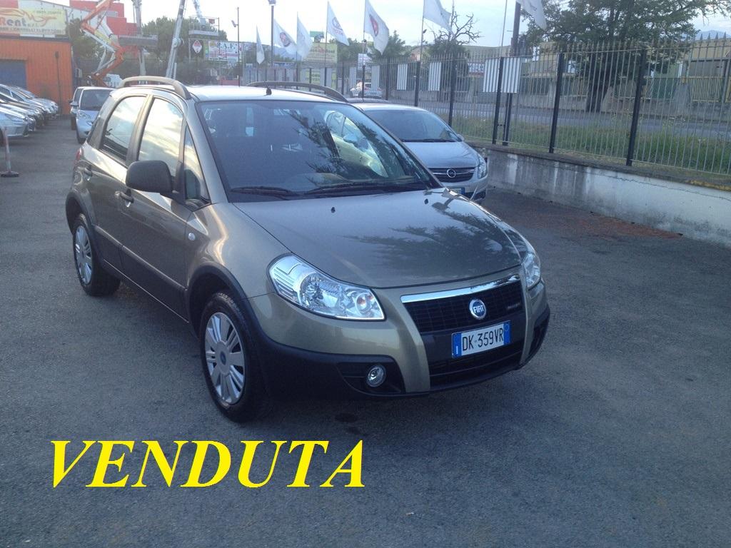 Auto Vota s.a.s di Vota Antonio e C.: FIAT SEDICI 1.9 M. Jet 120 CV 4X4  Dynamic