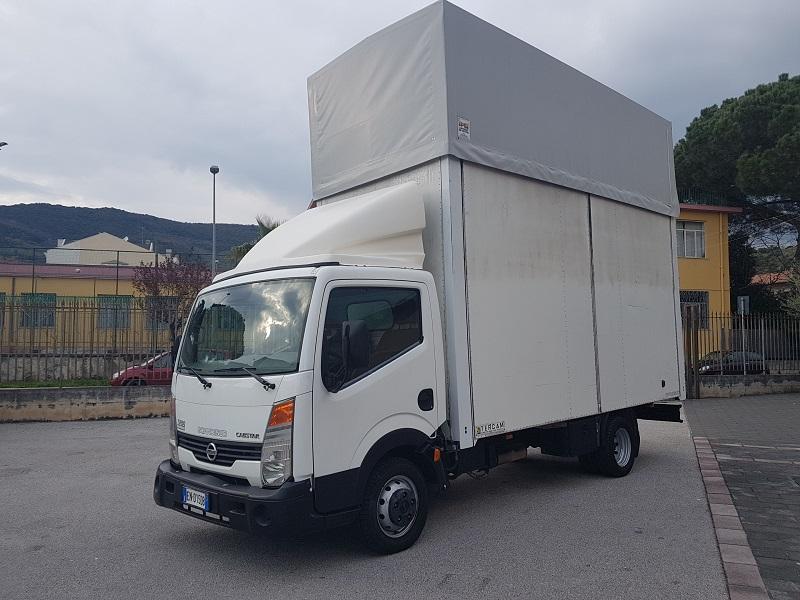 Auto Mercato Mugavero: NISSAN CABSTAR 35.12 ALZA/ABBASSA