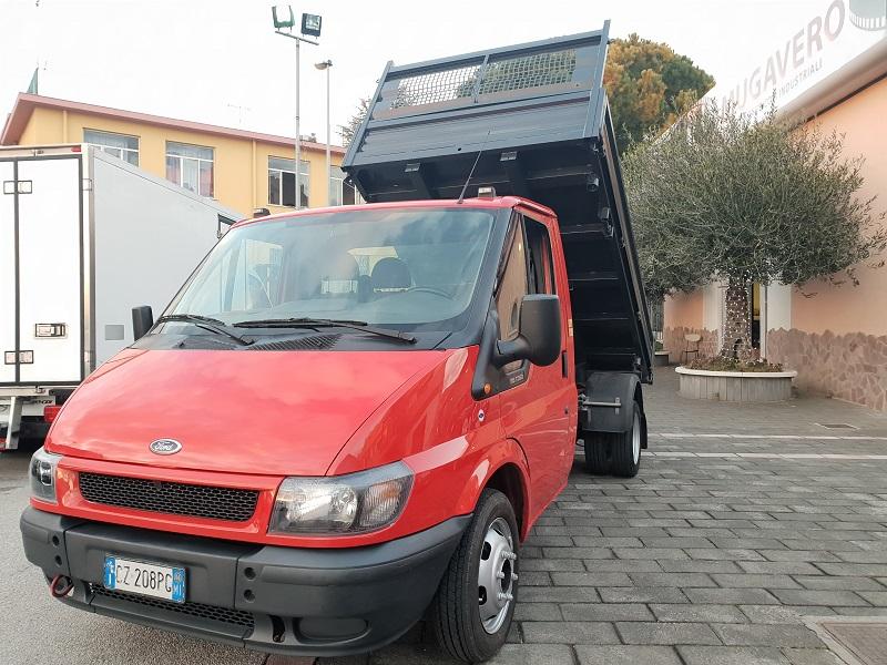 Auto Mercato Mugavero: FORD TRANSIT 2.5 TD 115cv